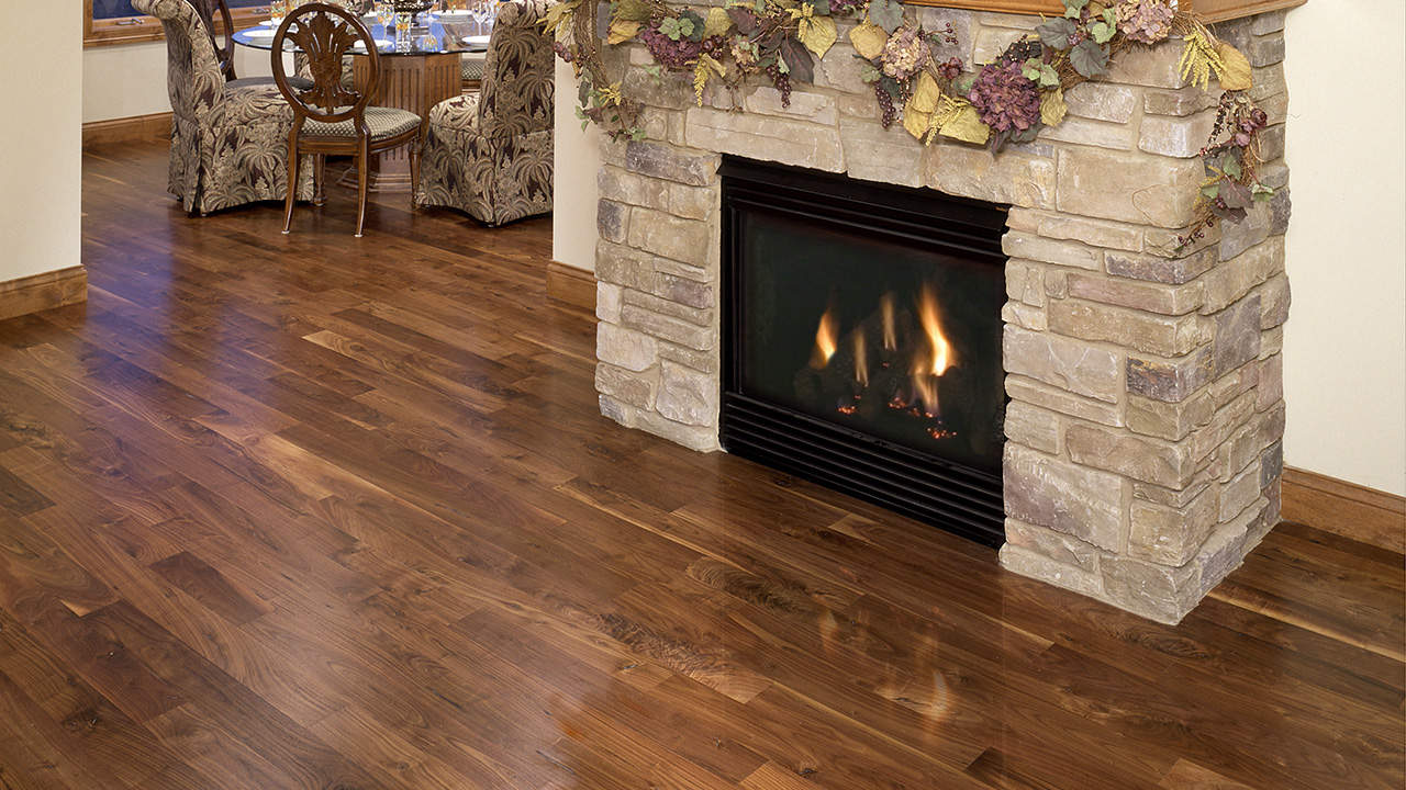 Homer Wood Traditional Character™, Black Walnut Natural