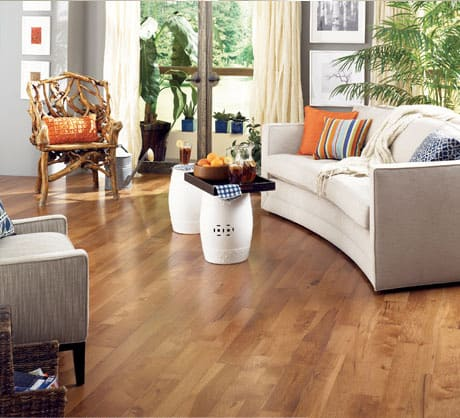 Sommerset Natural Character Hickory